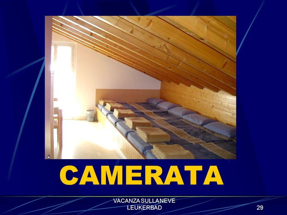 VACANZA SULLA NEVE LEUKERBAD28 CAMERETTE