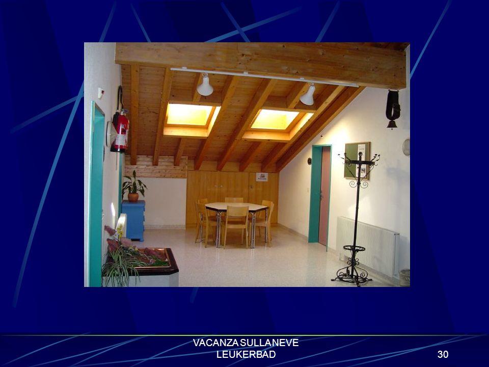 VACANZA SULLA NEVE LEUKERBAD29 CAMERATA