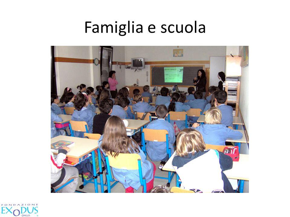 Famiglia e scuola