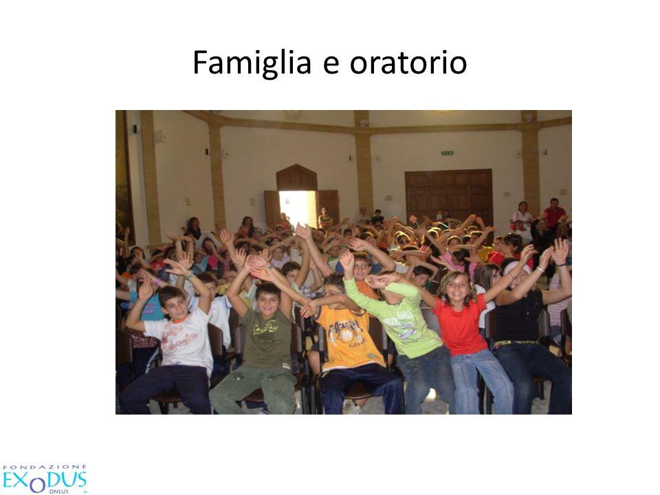 Famiglia e oratorio