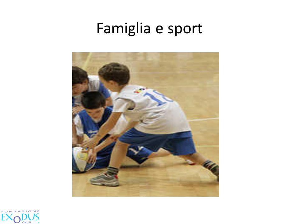 Famiglia e sport