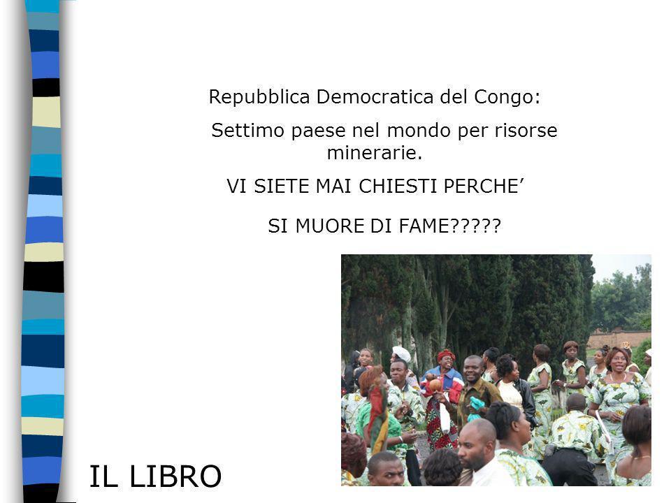 IL LIBRO Un libro per lAfrica dimenticata: CHI AMA LAFRICA? CHIAMA LAFRICA!!!