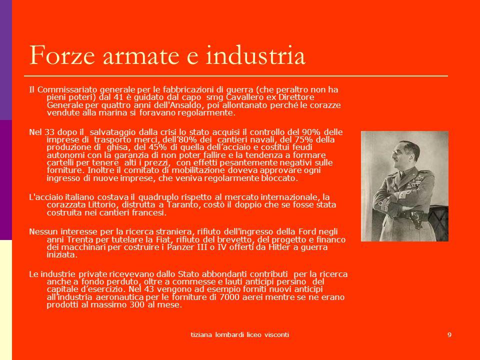 tiziana lombardi liceo visconti10 Fiat & Ansaldo.