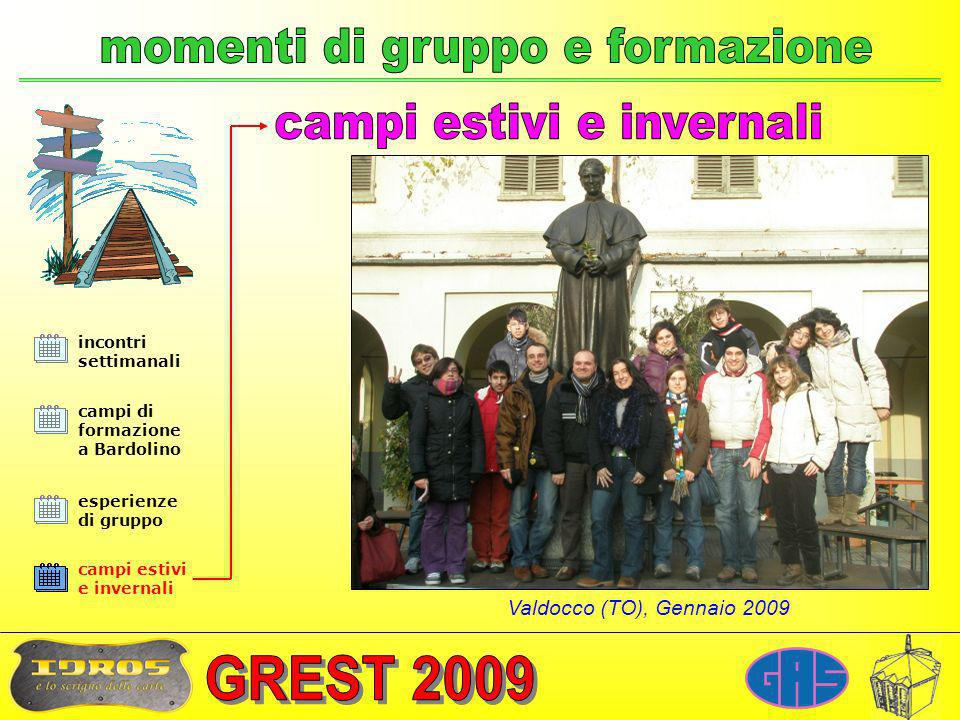 animazione in oratorio festa di d.Bosco su e zo per i ponti festa di Carnevale sagra parrocchiale festa delle associazioni via Crucis comunitaria