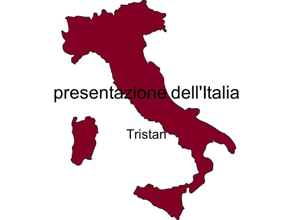 presentazione dell Italia Tristan