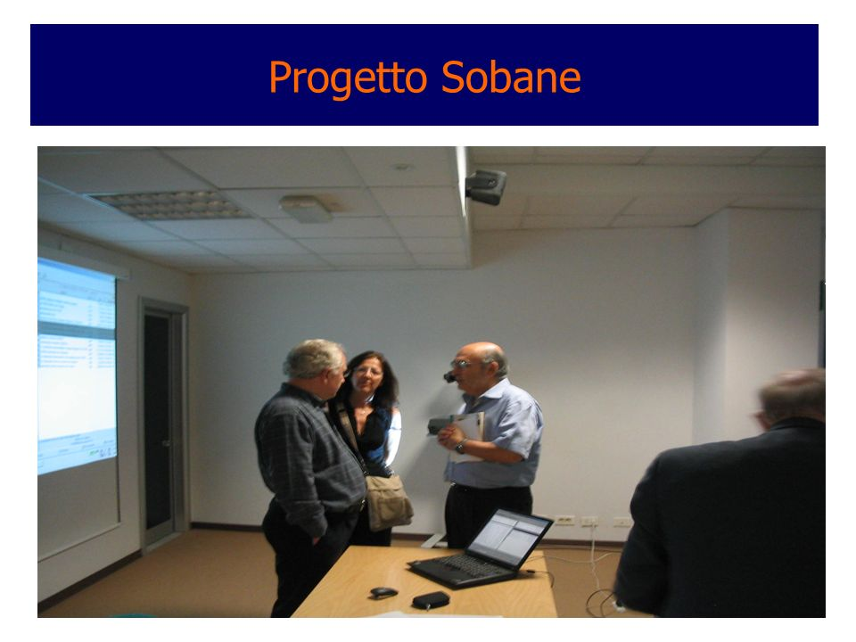 Progetto Sobane VERBALE: sintesi dei miglioramenti proposti e degli aspetti da studiare più in dettaglio N SCREENING Data...............