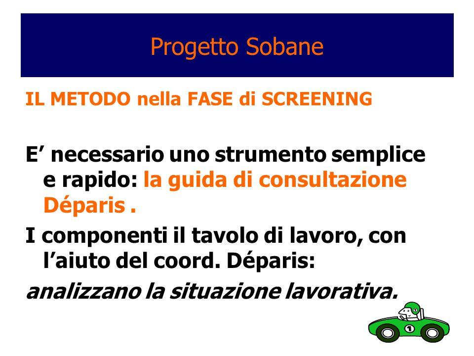 Progetto Sobane 2.