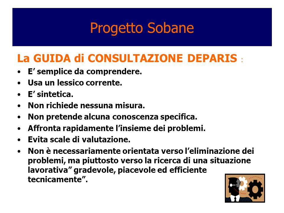 Progetto Sobane 3.