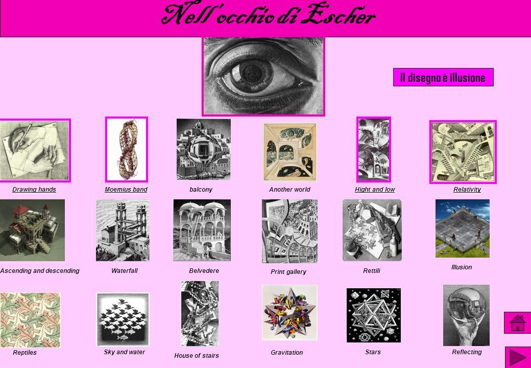 M.C. Escher Se si pensa di trovare nellarte trascorsa una figura che possa competere con lartista Olandese, allora si rimarrà delusi perché mai nessun