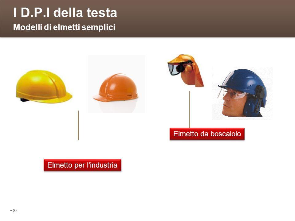 I D.P.I della testa 82 Modelli di elmetti semplici Elmetto per lindustria Elmetto da boscaiolo