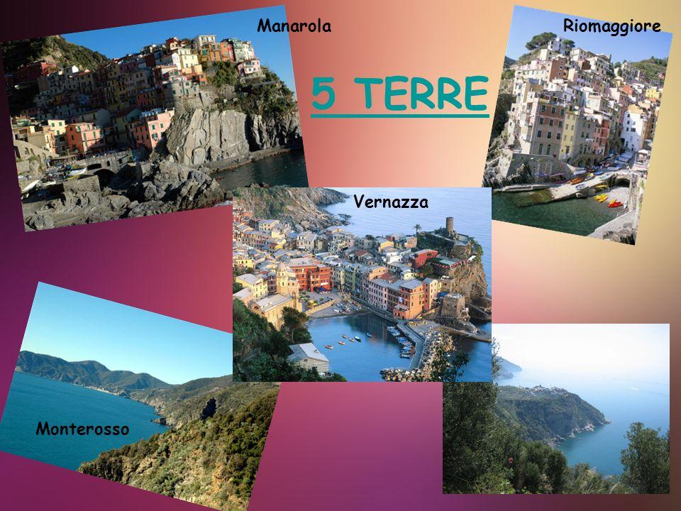 ManarolaRiomaggiore Monterosso Vernazza 5 TERRE