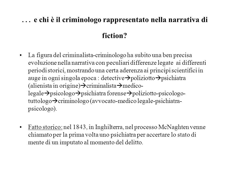 Ma chi è oggi, realmente, il criminologo? La criminologia è una scienza complessa e pluridisciplinare, sia teorica che pratica; essa include le scienz