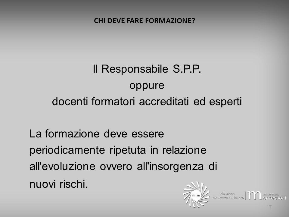 LE NORMATIVE ABROGATE (ORA NEL NUOVO TESTO UNICO) D.P.R.