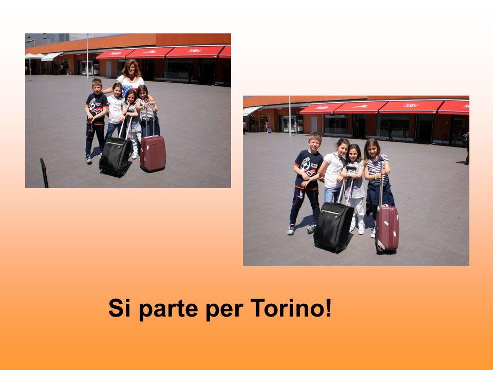 Si parte per Torino!