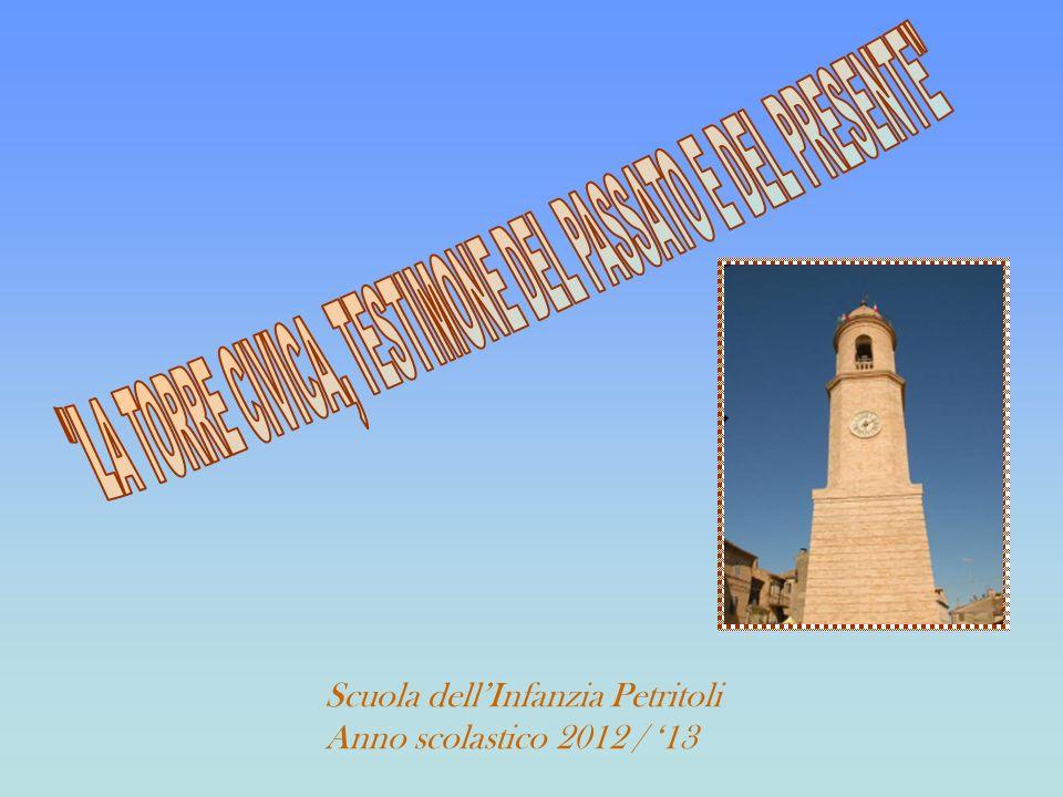 Scuola dellInfanzia Petritoli Anno scolastico 2012 / 13