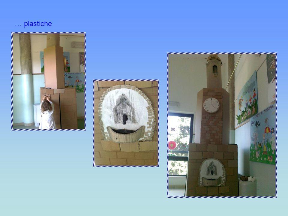 La torre ricorda insieme a piazza Rocca i bei tempi passati … Il rumore del ciabattino Lodore del pane lievitato Le donne con la brocca alla fontana … Le comari chiacchierone Gli innamorati