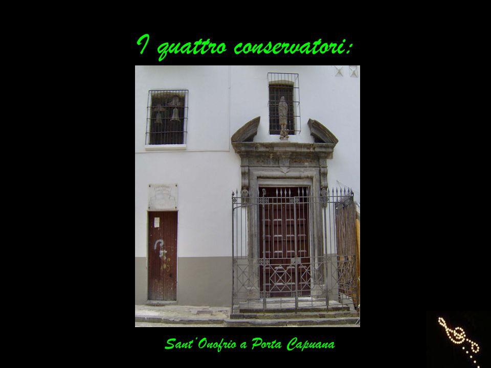 SantOnofrio a Porta Capuana