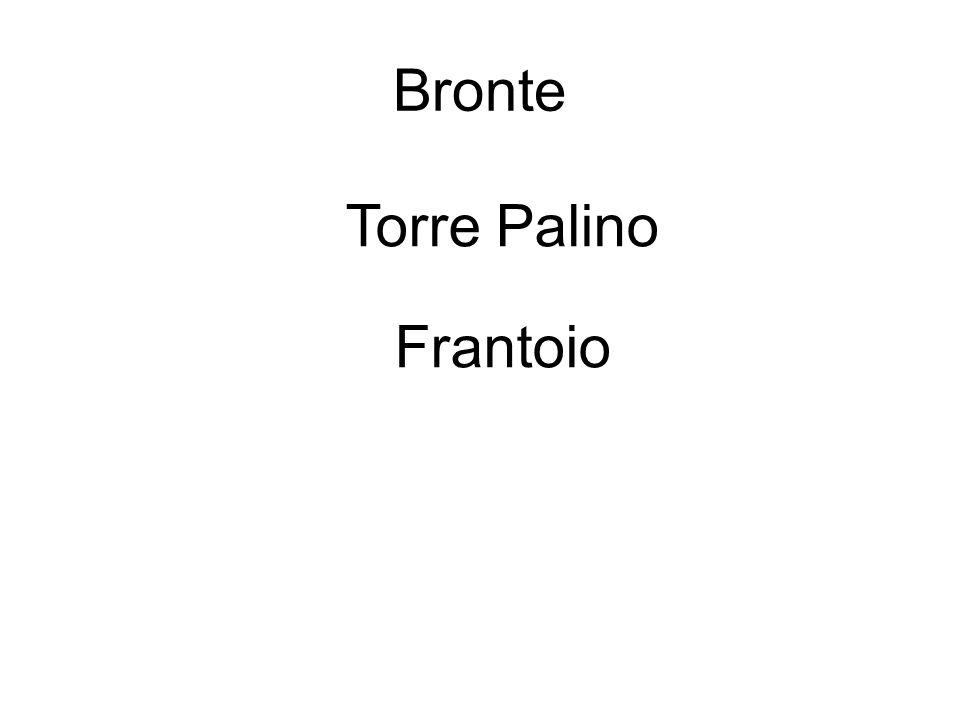 Bronte Torre Palino Frantoio