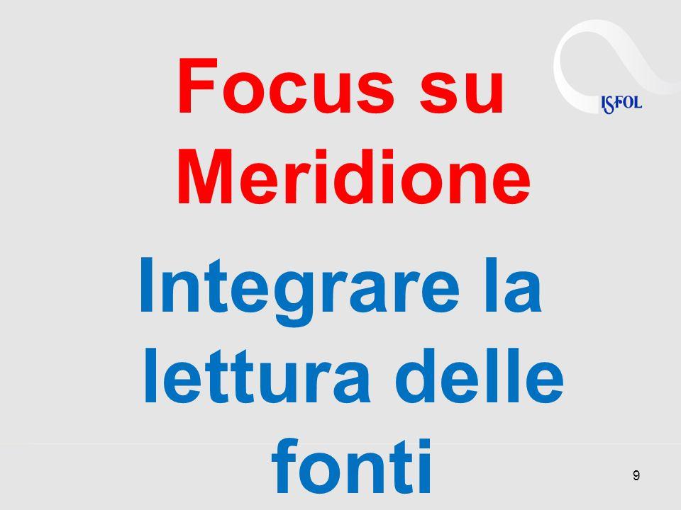 Focus su Meridione Integrare la lettura delle fonti 9