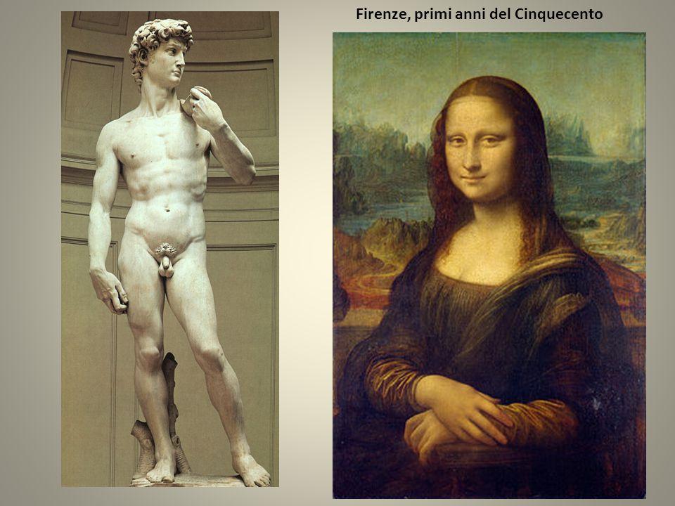 - In Occidente queste due opere sono la scultura più famosa e apprezzata di tutte e il dipinto più famoso e apprezzato di tutti.