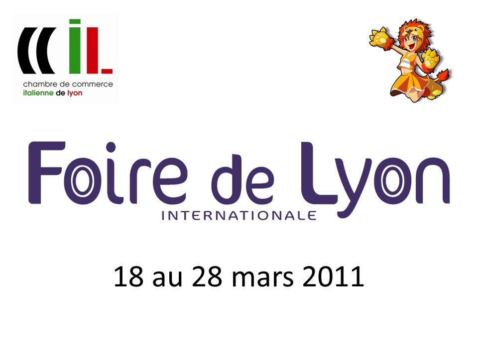 18 au 28 mars 2011
