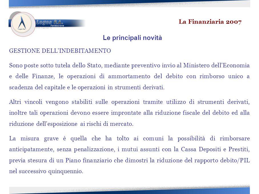 Il comma 729 pone il limite di tre componenti ai Cda delle società totalmente partecipate anche in via indiretta da enti locali.