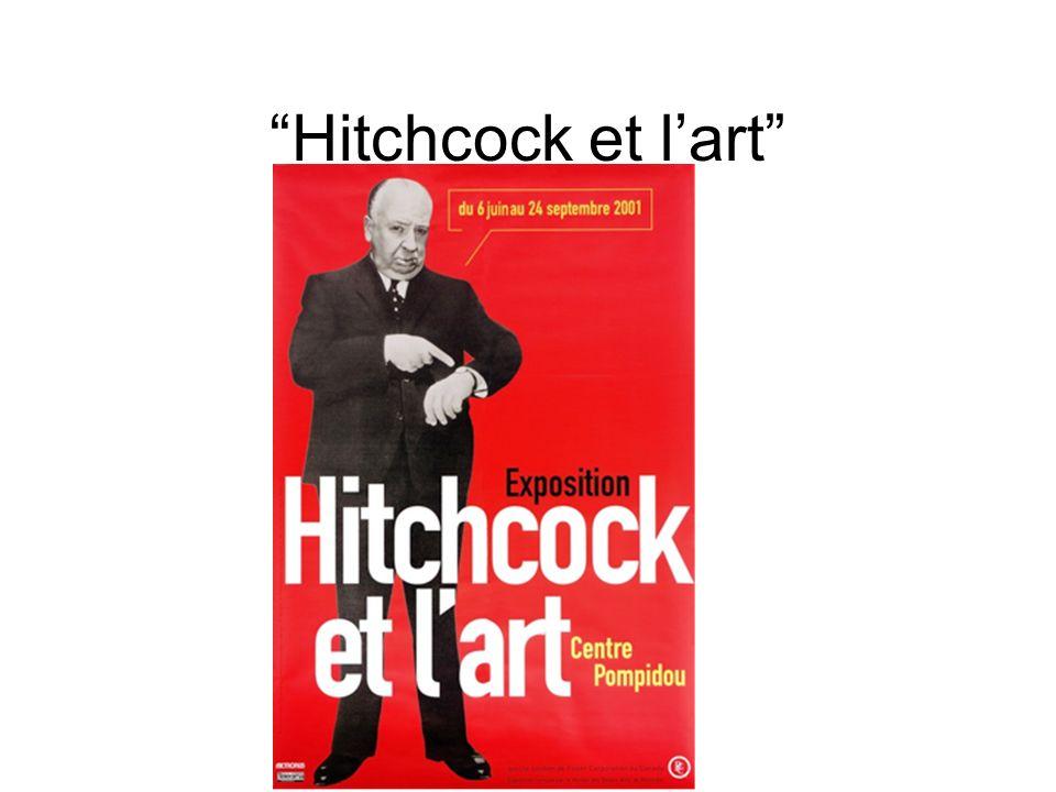Hitchcock et lart