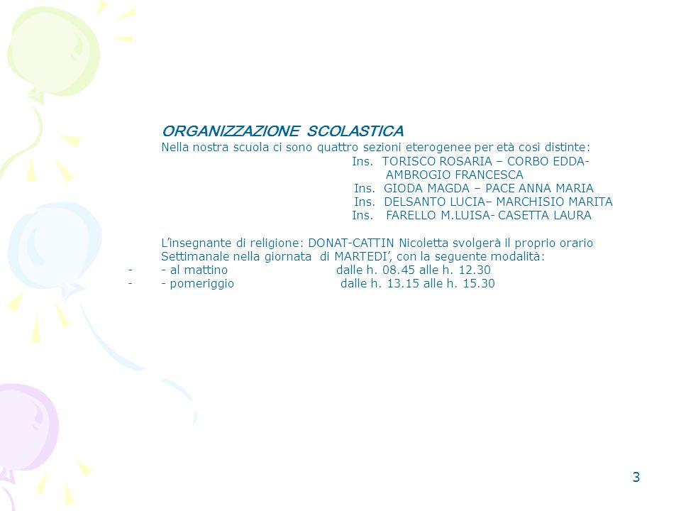 2 RISORSE DELLA SCUOLA La Scuola dellInfanzia G. Rodari ha quattro sezioni funzionanti a tempo pieno di cui due accolgono fino a n. 28 bambini e due f