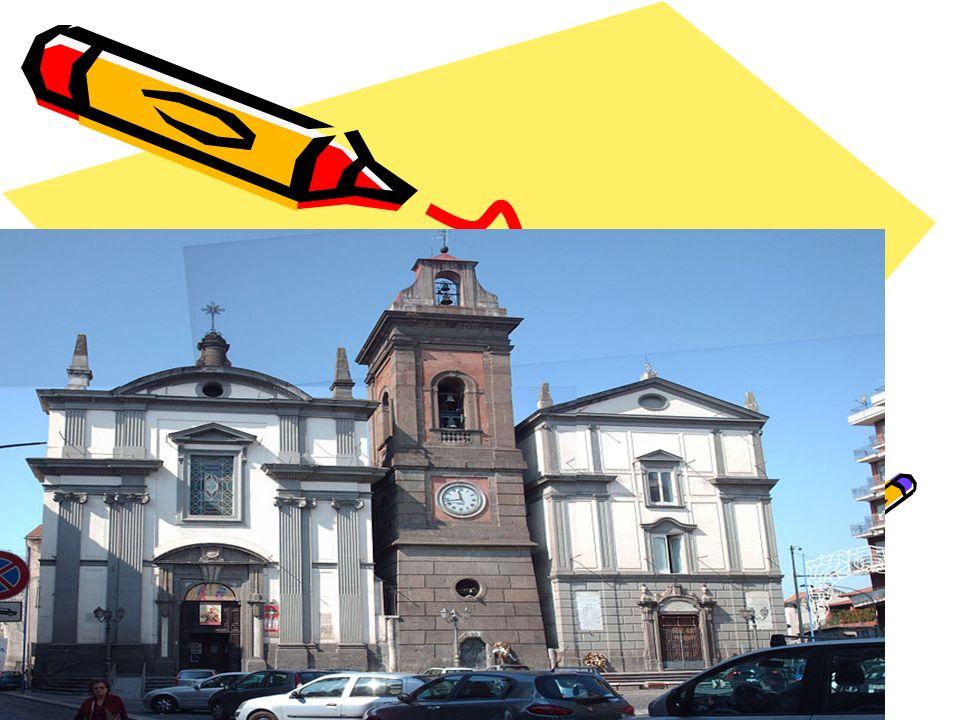STATO: ITALIA REGIONE: CAMPANIA PROVINCIA: NAPOLI ALTITUDINE: 104 M s.l.m.
