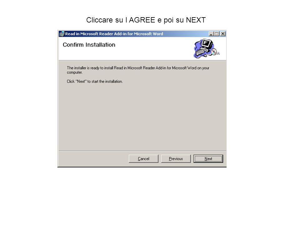 Ecco licona del file PDFCreator nella cartella My Library.