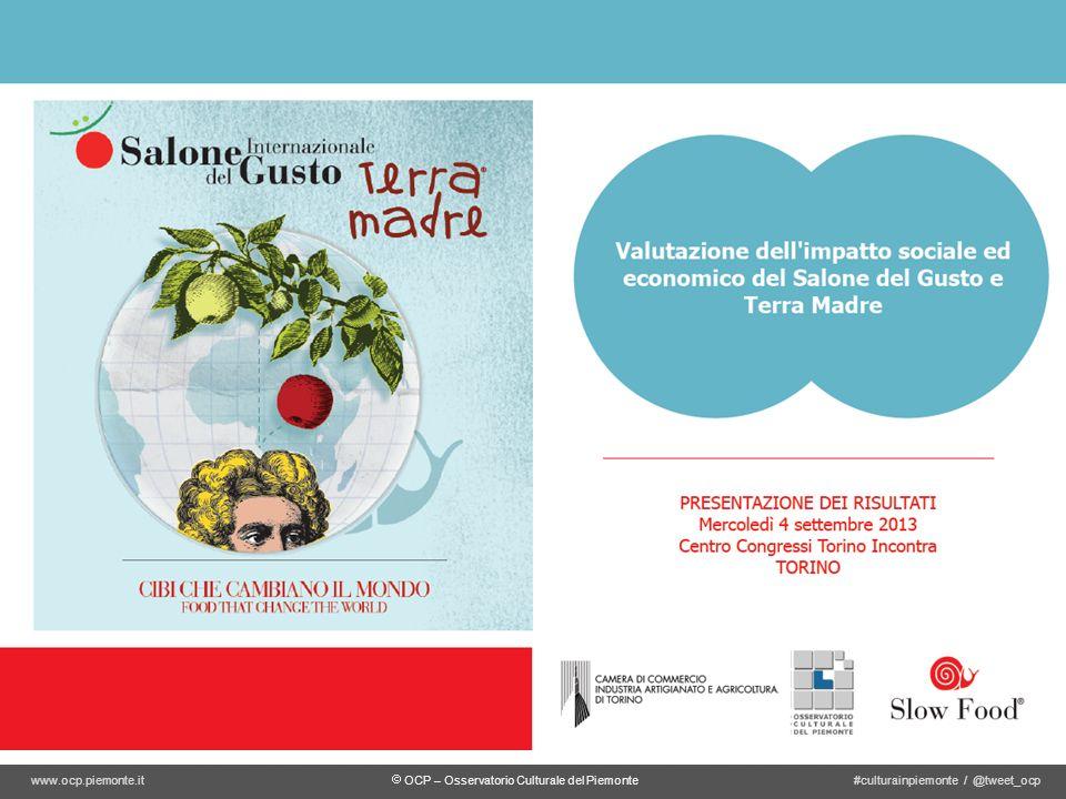 OCP – Osservatorio Culturale del Piemonte #culturainpiemonte / @tweet_ocpwww.ocp.piemonte.it