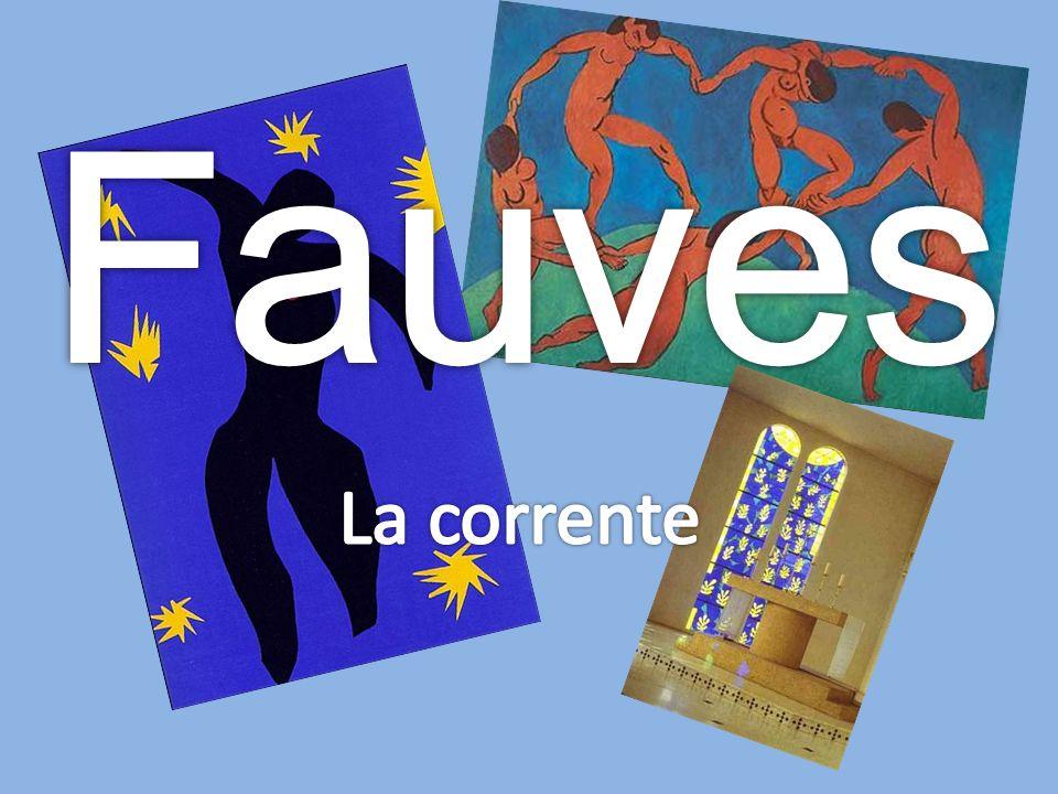 La corrente dei Fauves nasce nel 1905 quando a Parigi si apre l annuale Salone d autunno , dove un gruppo di artisti, con i loro quadri dai colori violenti, suscita nel pubblico e nella critica un grandissimo scandalo.