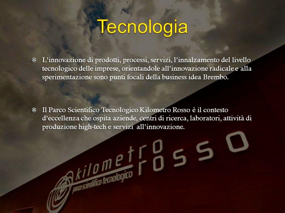 Linnovazione di prodotti, processi, servizi, linnalzamento del livello tecnologico delle imprese, orientandole allinnovazione radicale e alla sperimen