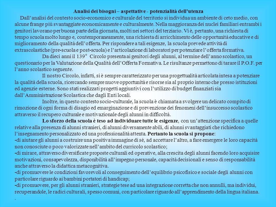 SPORTELLO DASCOLTO Nella scuola sono attivi due sportelli psico-pedagogici, finanziati dalla Provincia di Roma, a disposizione dellutenza e degli insegnanti, curati dalla Dott.sa Sorace (psicologa) e dalla Dott.sa DAurelio (psicologa) che seguono il seguente orario: Lola Di Stefano Professionista: Dott.ssa Carla Sorace GIOVEDI dalle ore 9.00 alle 12.00 Carlo Forlanini Professionista: Dott.ssa Angela DAurelio MERCOLEDI dalle ore 9.30 alle ore 13.00 Lo sportello dascolto prevede, in accordo con i professionisti presenti nei plessi scolastici, le seguenti attività: Sportello dascolto per i genitori e insegnanti aperto una volta alla settimana.