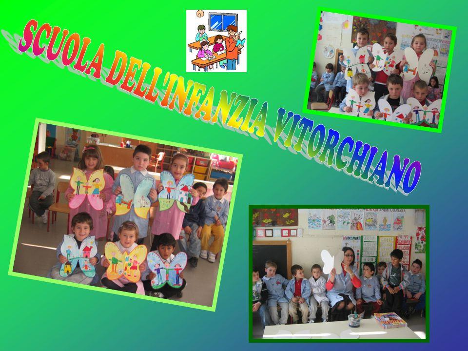 Come ogni anno, anche questanno, i bambini di 5 anni della scuola dellinfanzia di Vitorchiano, in occasione della giornata dei diritti dei bambini che sarà il 20 novembre, hanno collaborato alla preparazione di