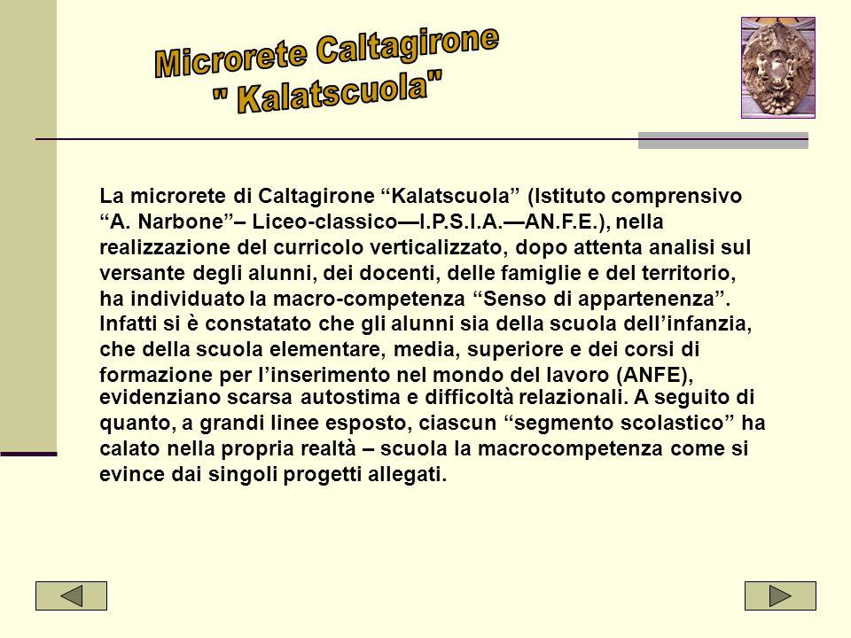 PROGETTO VIVES II ISTITUTO COMPRENSIVO A.