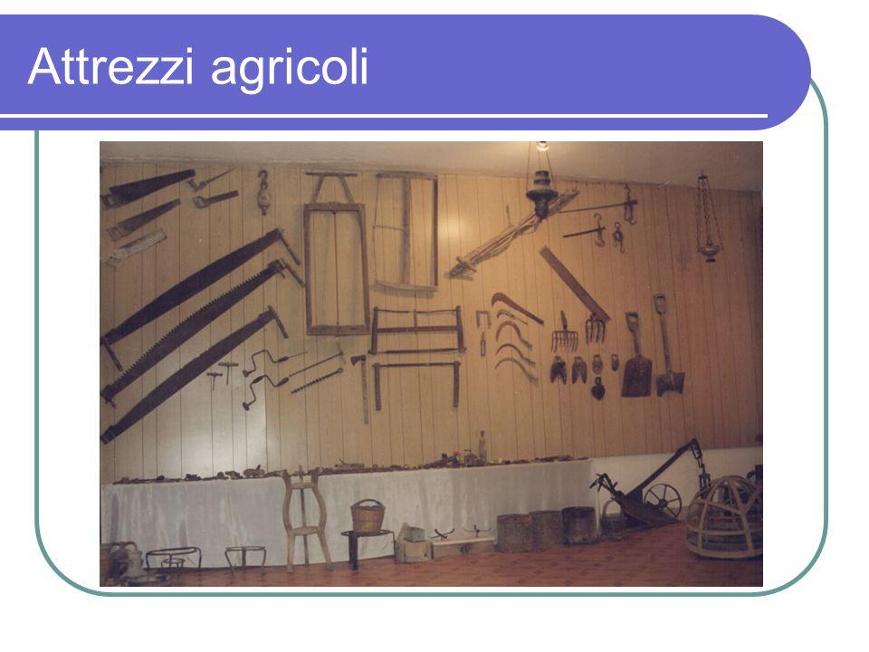 Il Museo etnoantropologico di Sorrentini è stato realizzato grazie allimpegno dalcuni abitanti del paese, coordinati da Nicola Calabria e, senza laiut