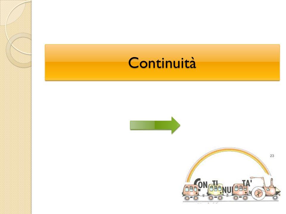 ContinuitàContinuità