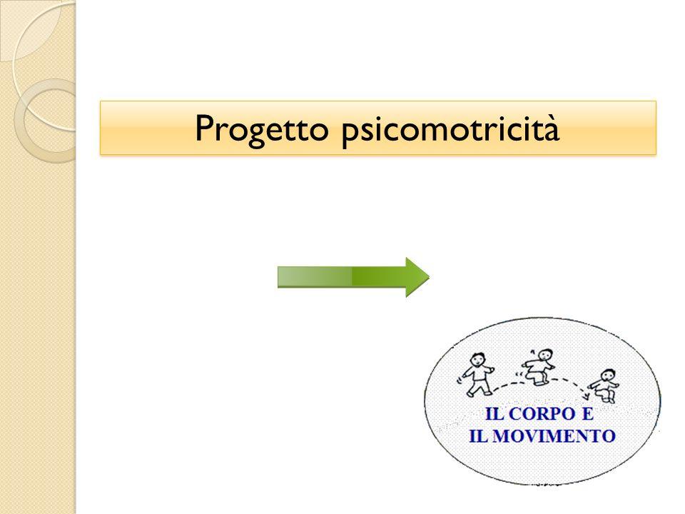 Progetto psicomotricità