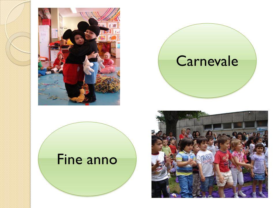 Carnevale Fine anno