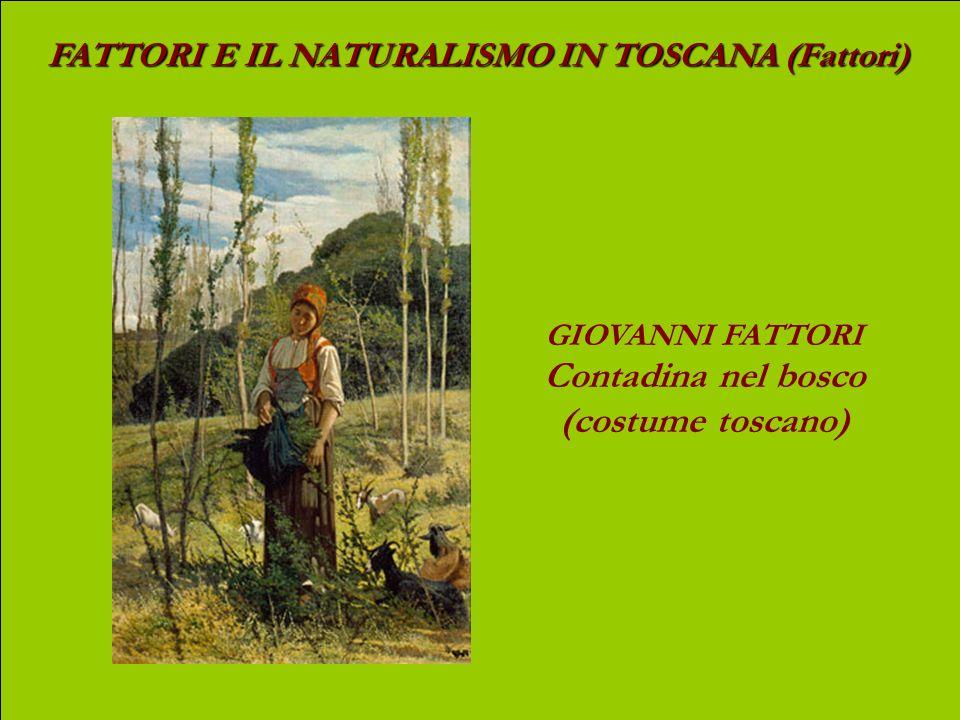 FATTORI E IL NATURALISMO IN TOSCANA (Fattori) GIOVANNI FATTORI Marcatura dei cavalli in Maremma