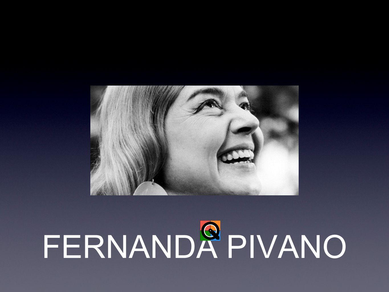 FERNANDA PIVANO