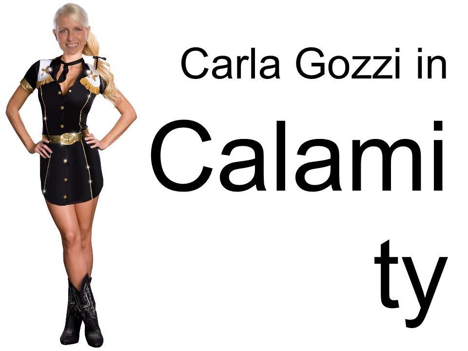 Carla Gozzi in Calami ty Carla