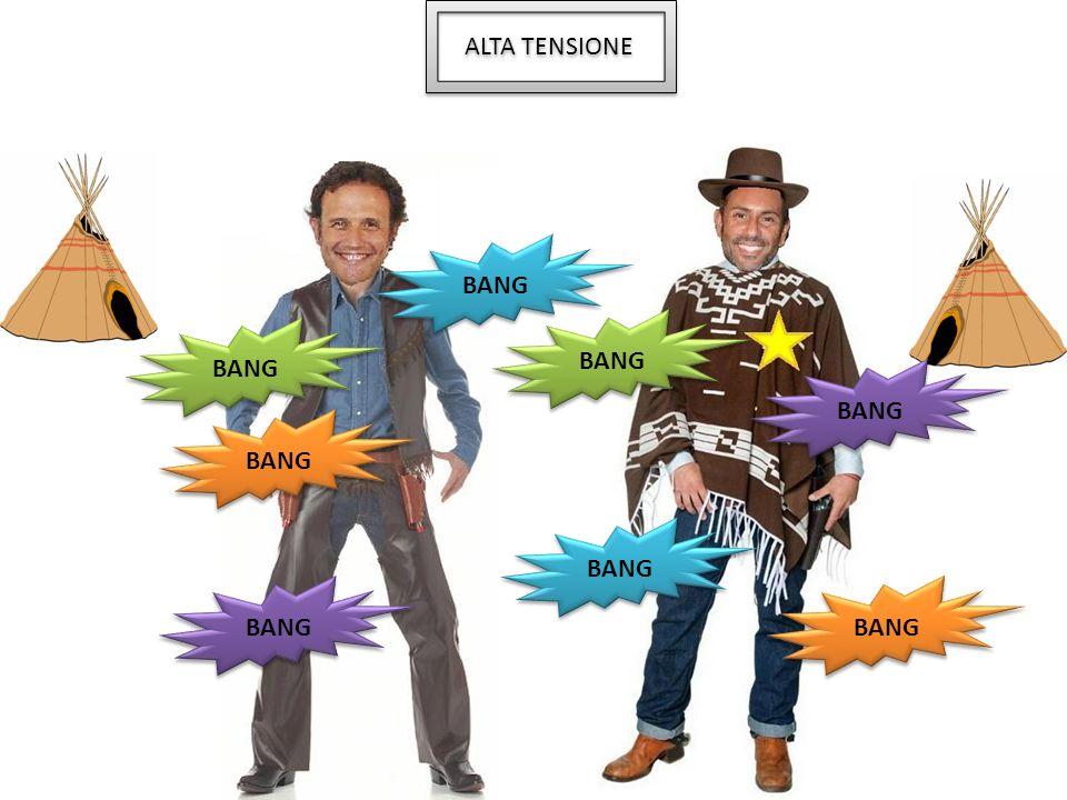 ALTA TENSIONE BANG