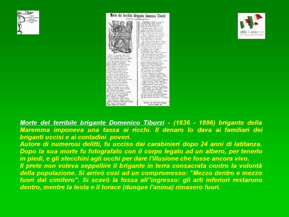 Da Gaeta, il re Borbone Francesco II, sostenuto dal Cardinale Antonelli, Segretario di Stato di Pio IX, animava la guerriglia nella speranza di ritorn