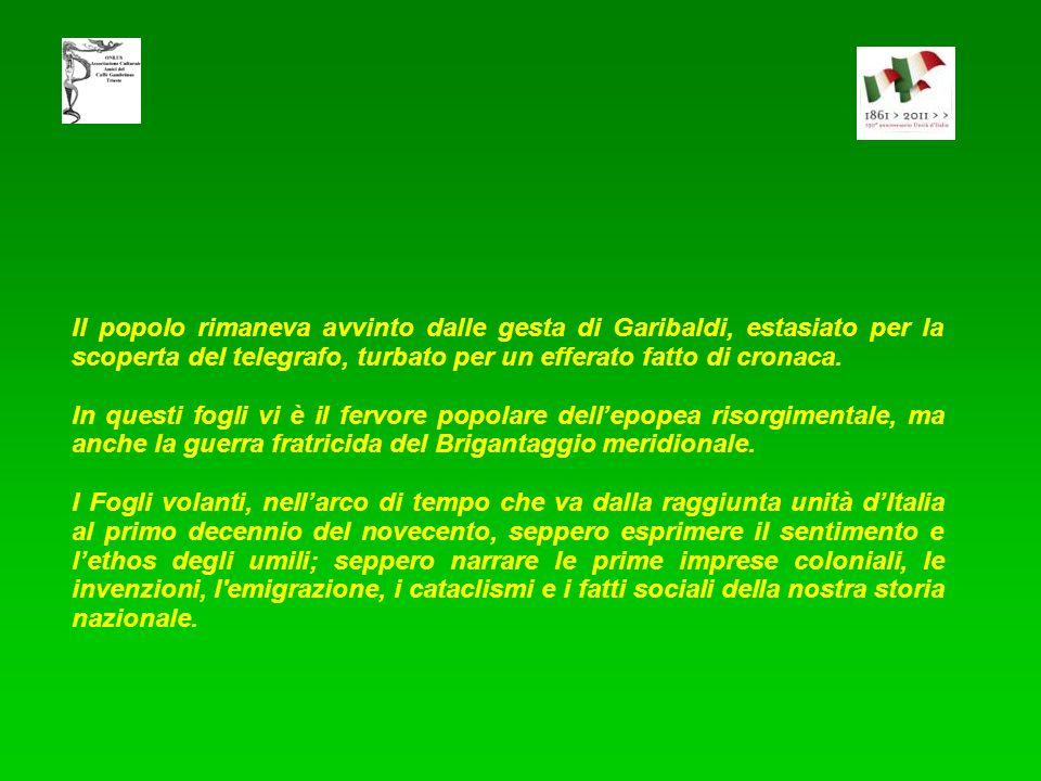 Commemorazion di cinq giornaad - Il 18 marzo 1848 Milano insorgeva contro gli austriaci cacciandoli dalla città.