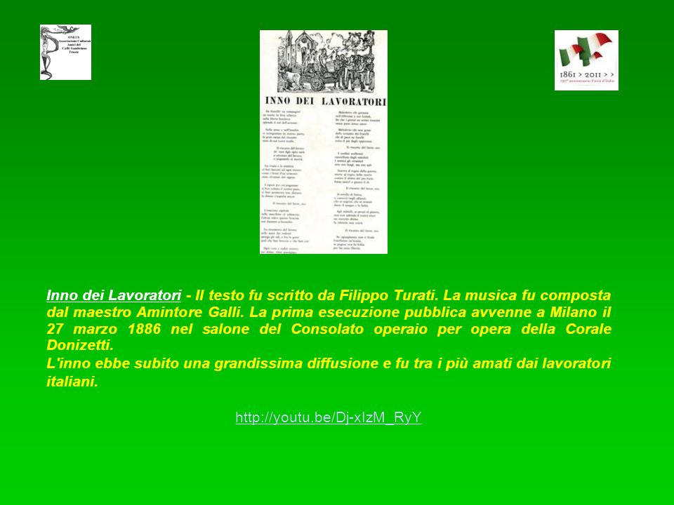 Giolitti riconobbe i diritti degli operai: il diritto di sciopero e la celebrazione del 1°maggio come festa del lavoro. Gli operai allepoca, erano cos