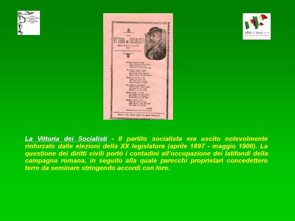 Inno dei Lavoratori - Il testo fu scritto da Filippo Turati. La musica fu composta dal maestro Amintore Galli. La prima esecuzione pubblica avvenne a