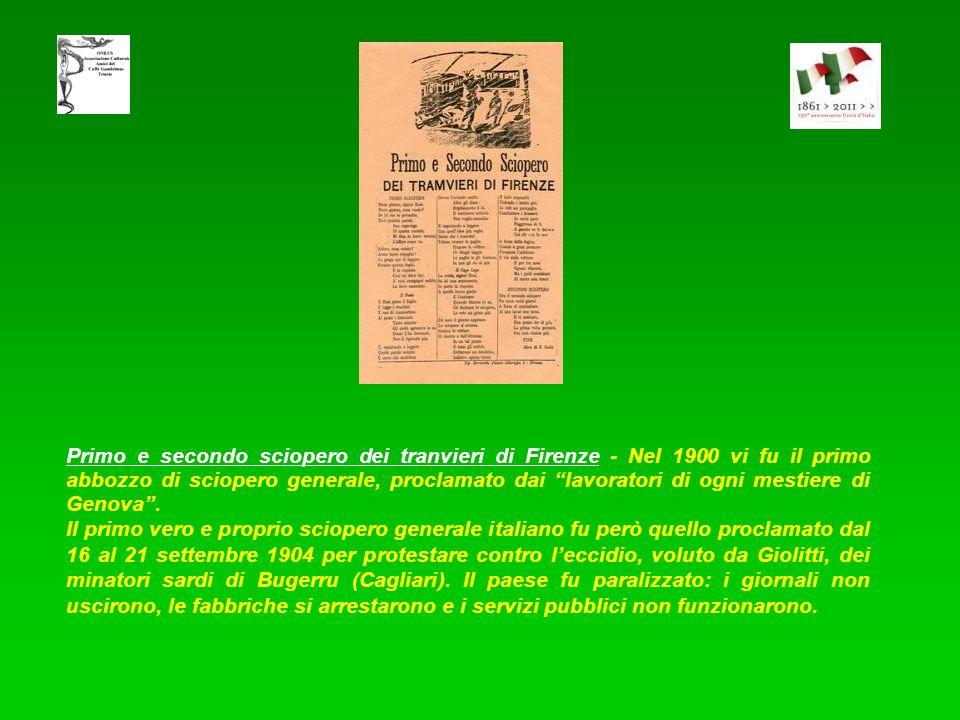 Il riposo festivo e settimanale - Lapplicazione della legge 7 luglio 1907 n. 489, introdusse in Italia il riposo settimanale e festivo nelle aziende c
