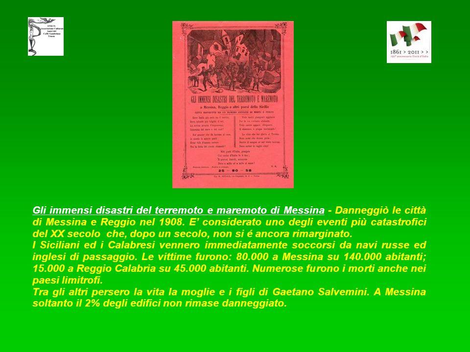 La Regina dItalia sui luoghi del terremoto - Nel 1883 un violento terremoto colpì Casamicciola, nell'isola d'Ischia, e i comuni limitrofi, soprattutto